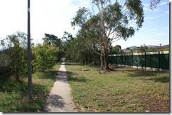 Kävelypolut Canberrassa