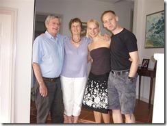 Mike, Sue, Krista ja ilme