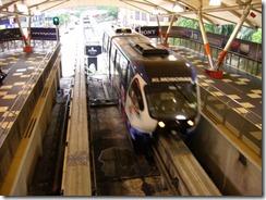 Monorail, pääasiallinen kulkupelimme