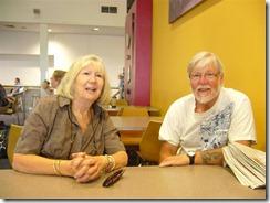 Patricia ja Roger