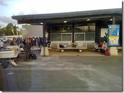 Proserpinen lentokentän Luggage Claim