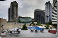 hotellin uima-allas