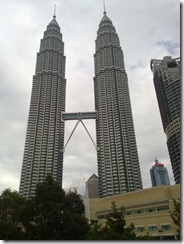 the twin towers complete