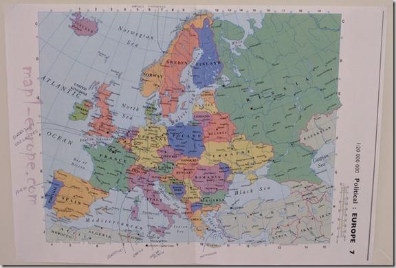 Alkuperäinen kartta