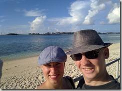 Bahama Junkanoo ranta 3