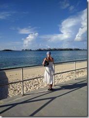 Bahama Junkanoo ranta