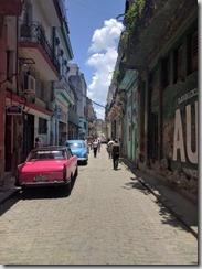 Kuuban katuja 1