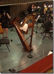Kuuban oopperan orkesterin harppu