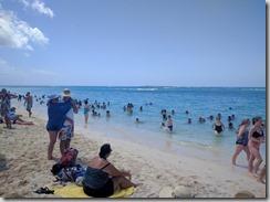 Paraside island beach 1