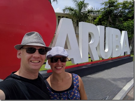 Saaren teema, I heart Aruba